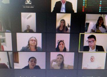 Câmara de Cajazeiras realiza sessão especial e destaca que sociedade precisa denunciar casos de abuso sexual contra crianças