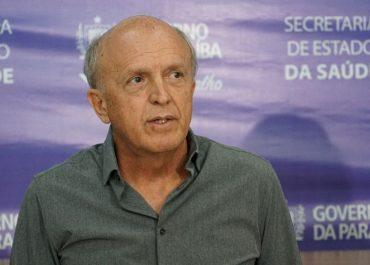 ''Já estamos numa terceira onda'', diz secretário de Saúde da Paraíba sobre pandemia no estado