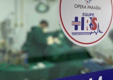 Opera Paraíba realiza 138 cirurgias eletivas no último fim de semana de setembro, em Patos, Sousa e CG