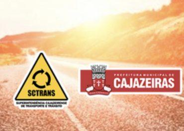 O trânsito em debate: Cajazeiras inicia programação da Semana Nacional do Trânsito